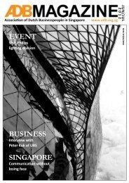 June-July 2012 - Association of Dutch Businessmen