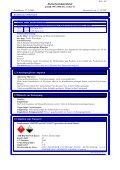 Sicherheitsdatenblatt - Laboratorium Dr. Deppe - Seite 6