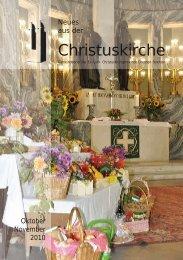 Gemeindebrief Oktober und November 2010 als pdf