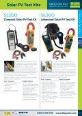 Solar PV Test Equipment - Rapid Electronics - Page 3