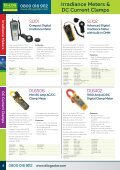 Solar PV Test Equipment - Rapid Electronics - Page 4