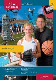 Sport & Bewegen - Sport Knowhow XL