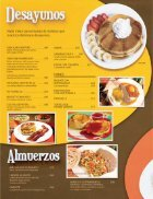 Menú La Puntada Restaurant - Page 2