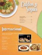Menú La Puntada Restaurant - Page 4