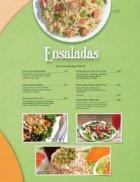 Menú La Puntada Restaurant - Page 5