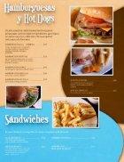 Menú La Puntada Restaurant - Page 6