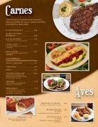 Menú La Puntada Restaurant - Page 7