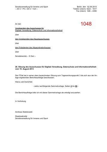 0104-02 - Abgeordnetenhaus von Berlin