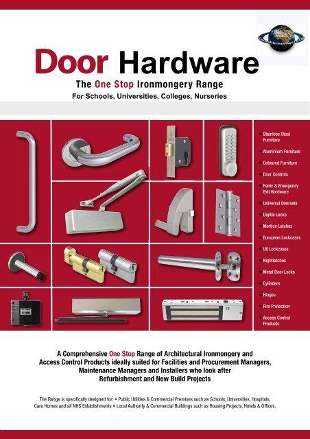 Ordinaire Health Care Catalogue 2   Architectural Hardware Direct
