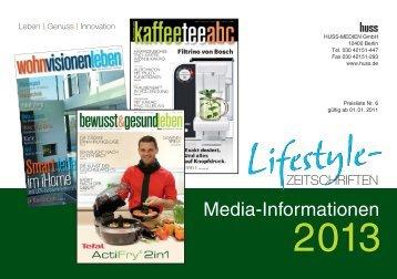 Mediadaten - rfe/eh ELEKTROHÄNDLER