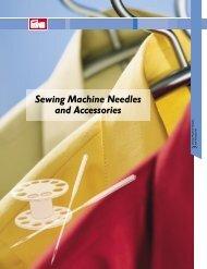 Prym Basic--No.3 Sewing Machine Needles and Accessories