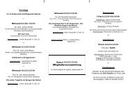 Programm WS1011.pdf - Nürnberger Laienforum für Psychoanalyse e.V.