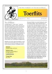 TourFlits-2009-2 - Tourclub Heeze