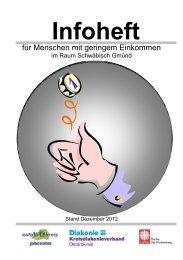 Ausgabe für den Raum Schwäbisch Gmünd - Kreisdiakonieverband ...