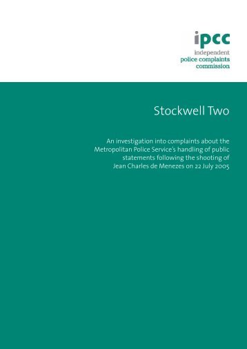 Stockwell Two - Guardian
