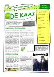 editie 3 - Middenschool Geraardsbergen