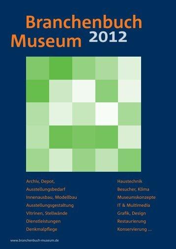 kann hier downgeloaded werden - Branchenbuch Museum