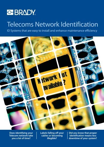 Telecoms Network Identification