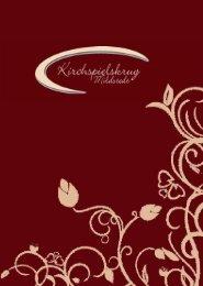 All in Angebot 2013 - Kirchspielskrug Mildstedt