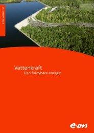pdf om vattenkraft - E-on