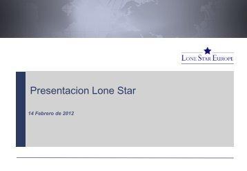 Lone Star Funds - Esade
