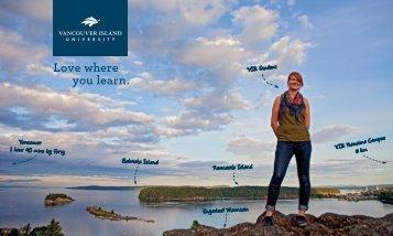 VIU Presentation - Vancouver Island University