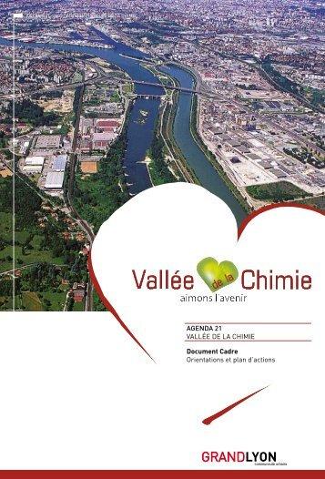 AGENDA 21 VALLÉE DE LA CHIMIE Document Cadre ... - Grand Lyon