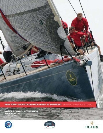new york yacht club race week at newport ... - Regattanews.com