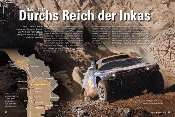 Dakar 2012 - Super Trooper / SUPER TROOPER