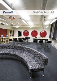 Det berättande klassrummet - Kinnarps