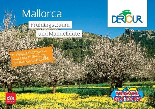 Mallorca - Travel Factory Reisebüro GmbH