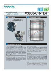 Brochure (PDF) - Kubota (Deutschland)