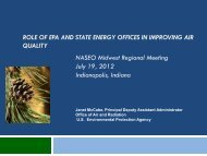 Janet McCabe - National Association of State Energy Officials