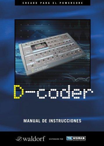 seccion de vocoder - TC Electronic