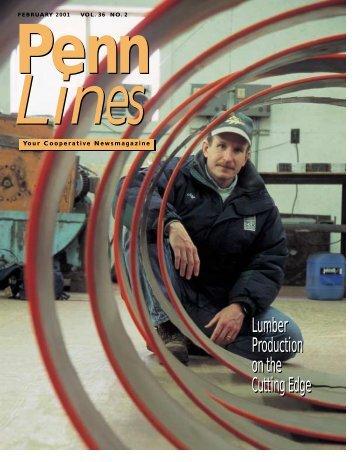 February 2001 - PREA - The Pennsylvania Rural Electric Association