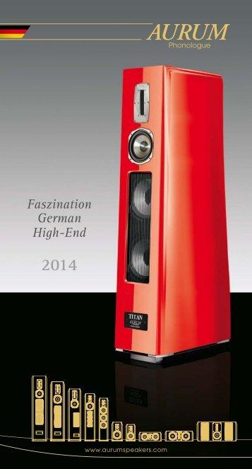 AURUM Katalog 2013
