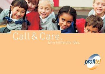 Call&Care. - ProfiTel AG