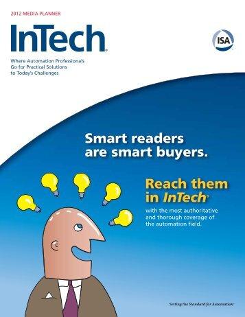 2012 InTech Media Planner - Automation.com