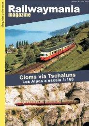 Los Alpes a escala 1:160 - Railwaymania.com