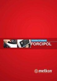 FORCIPOL Gesamtprospekt als PDF öffnen - Schütz + Licht ...