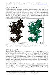 WebGIS i Trafikselskabet Movia - Trafikdage.dk