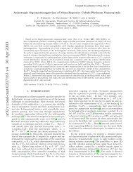 arXiv:cond-mat/0207163 v4 30 Apr 2003 - Universität Hamburg