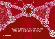 Reconciliation Action Plan 2012 – 2013 and 2011 review