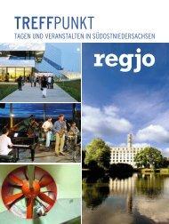 regjo Südostniedersachsen - Heft IV 2013 - Treffpunkt