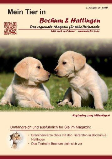 Mein Tier in Bochum 2. Auflage.indd