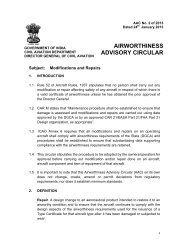 AAC 2 of 2013 - Directorate General Civil Aviation