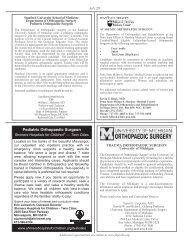 Back Matter - The Journal of Bone & Joint Surgery