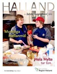 Hela Hylte - Region Halland