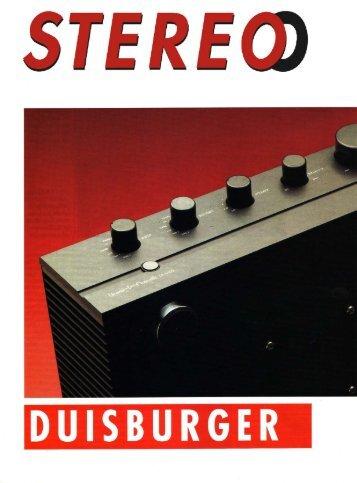 Testbericht LA V100 - Linear Acoustic
