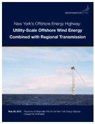 Deepwater Wind - Energy Highway